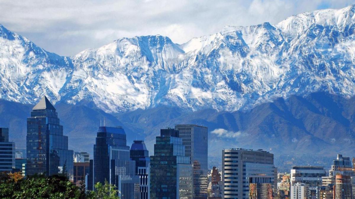 Siete poetas chilenos