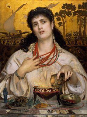 Medea_-_Frederick_Sandys_-_Google_Cultural_Institute