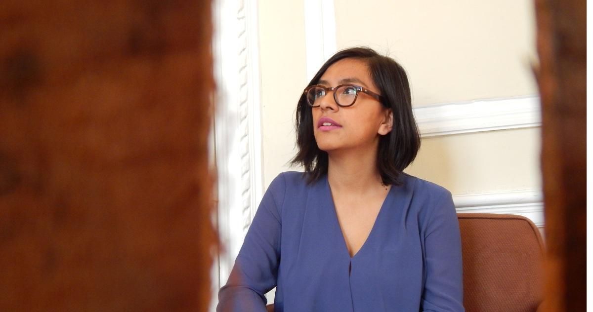 Quinta de forros: Patricia Arredondo, reconciliar la vergüenza.