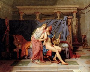 David_Jacques_Louis_The_Courtship_of_Paris_and_Helen1788