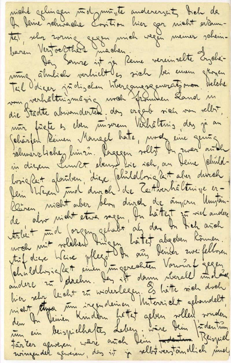 kafka manuskripte