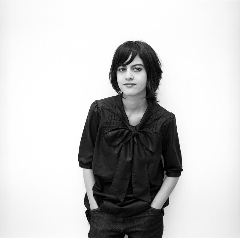 Brenda Lozano (Foto de Pablo López Luz)