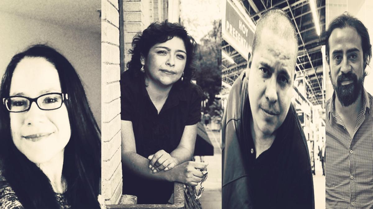 Signo al rojo vivo: Cuatro entrevistas sobre la escritura hecha por mujeres
