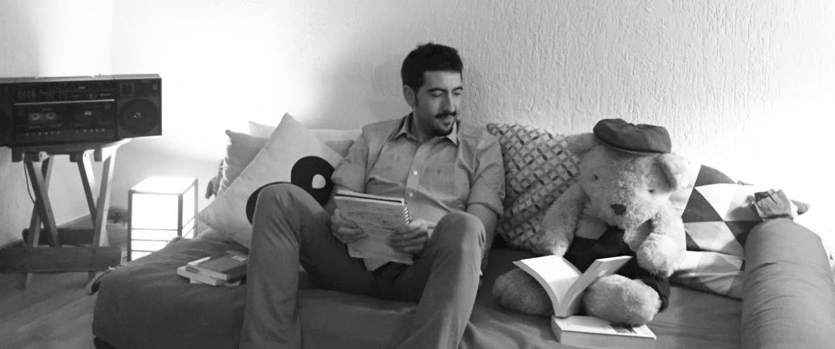 Ricardo Elías, una conversación (Primera parte)