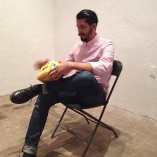 Retrato Andrés