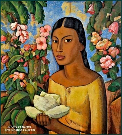 indias-con-flores-y-frutas-pinturas-mexicanas _09