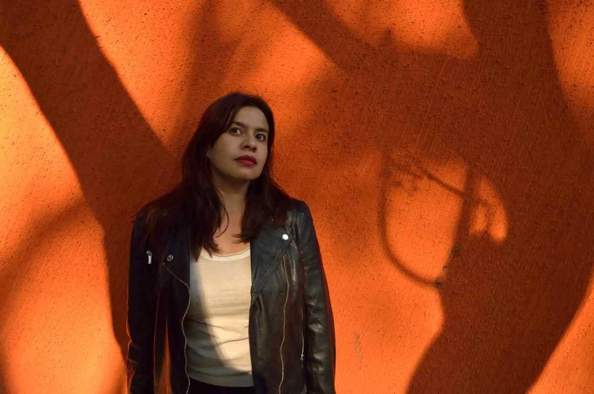 Claudina Domingo: «Me llaman la atención las cosas que ocurren en la calle»