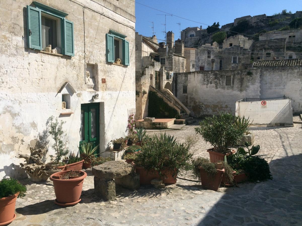 El camino de arena: sobre algunas ciudades italianas