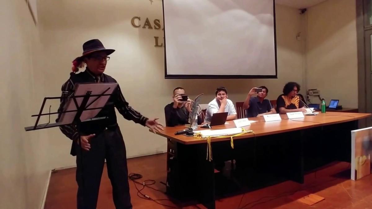 La levedad del ser: La poesía de Óscar Perlado