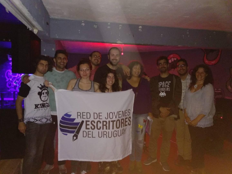 Colectivo Red De Jóvenes Escritores del Uruguay