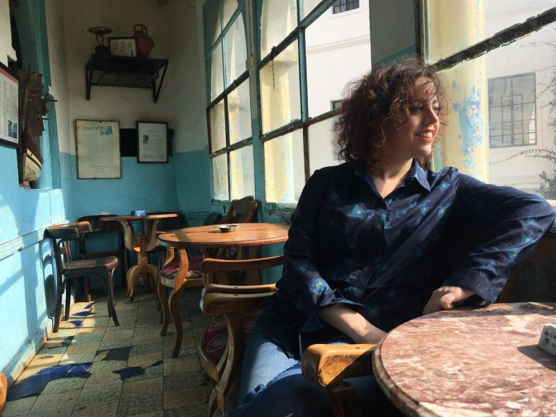01 Laura Casielles [Foto_ Alma Toranzo y Fran P. Lorenzo (Tánger, 2018)]