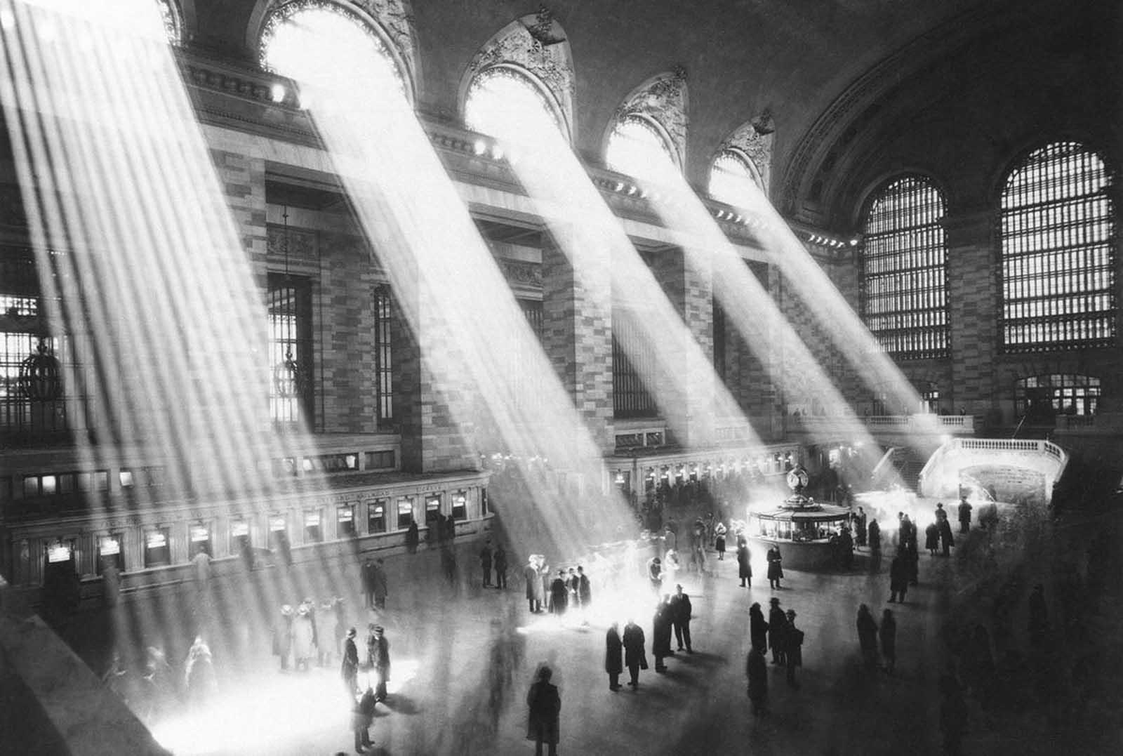 ▷Grand Central Terminal en imágenes, 1900s-1910s   FotosCuriosas