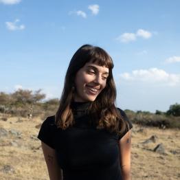 Carla, co-fundadora y editora