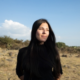 Marina, co-fundadora y editora
